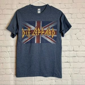 DEF LEPPARD Band Graphic Tee